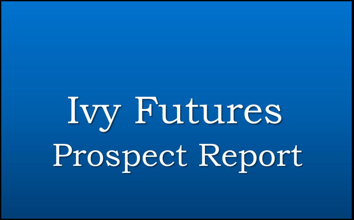Prospect Report: YovannyCruz